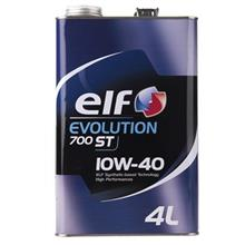 Elf Evolution 700 ST 4L 10W-40 Car Engine Oil